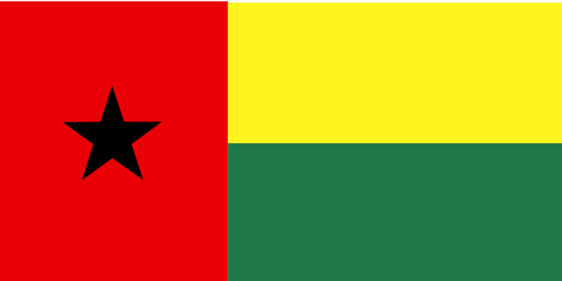 Free Clipart: Guinea bissau | Anonymous