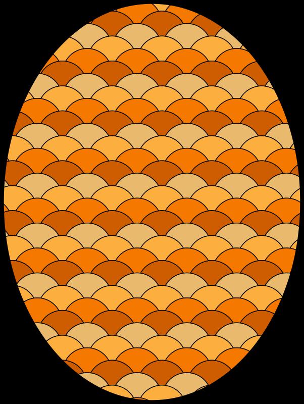 Free fishscale pattern 01