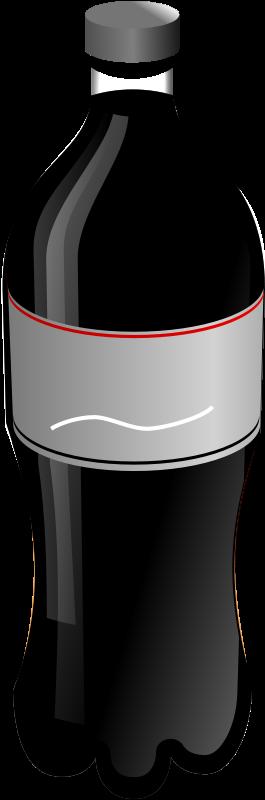 Free Coke PET bottle