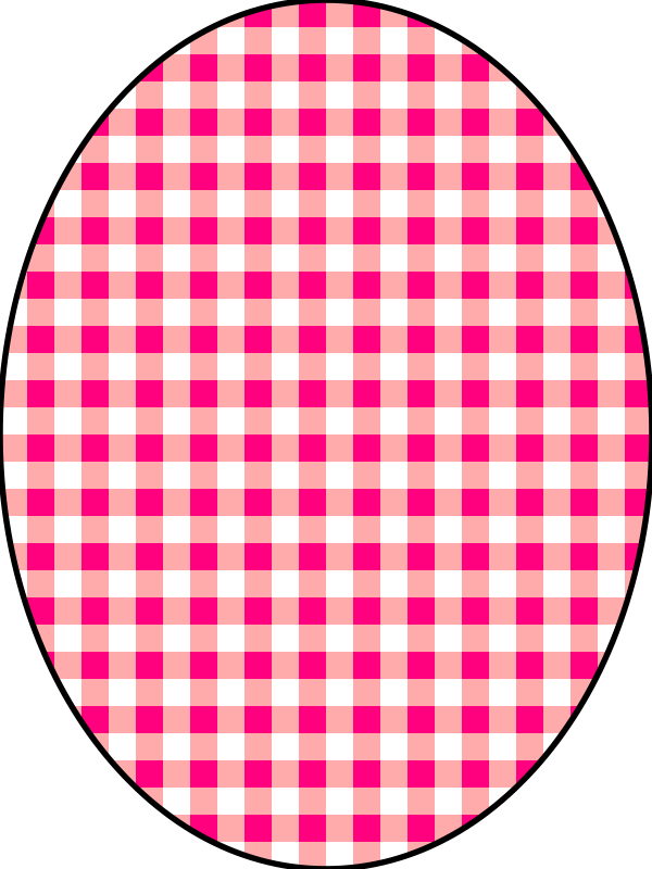 Free pattern checkered vichy 03 pink