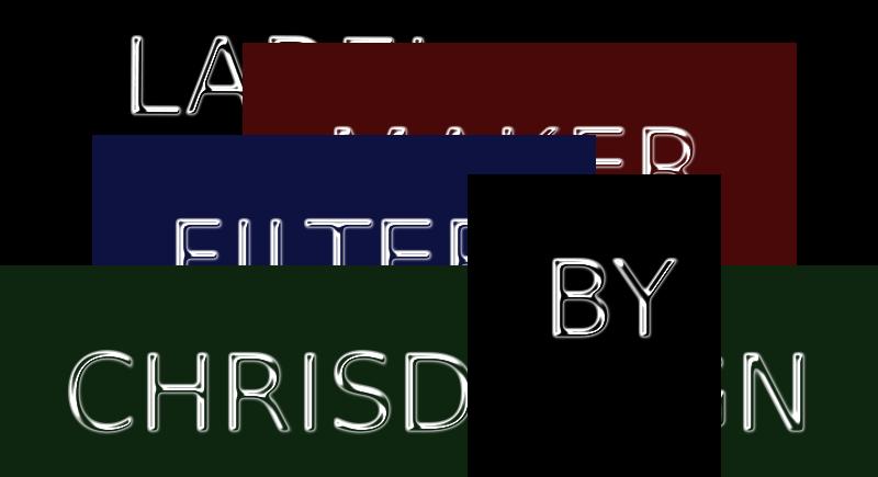 Free label-maker Filter