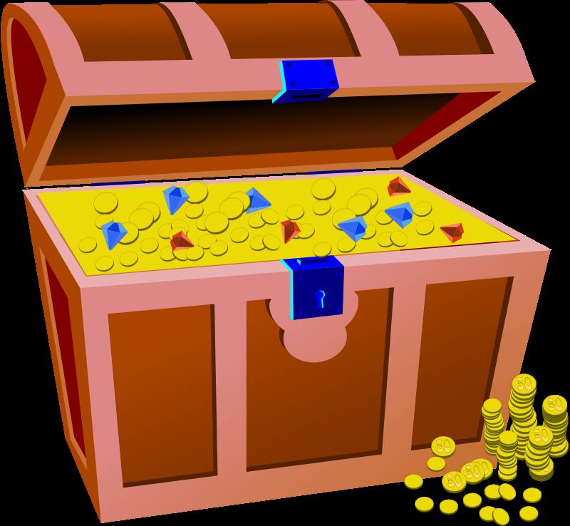 Free Full Treasure Chest