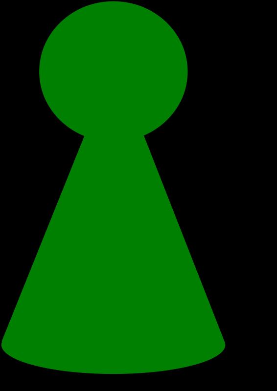 Free Ludo Piece - Green