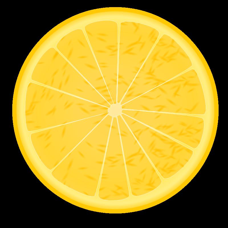 Free Orange slice