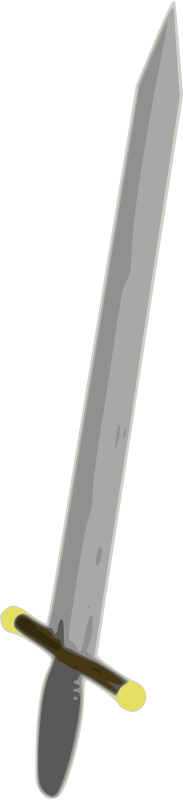 Free Clipart: Sword | mazeo