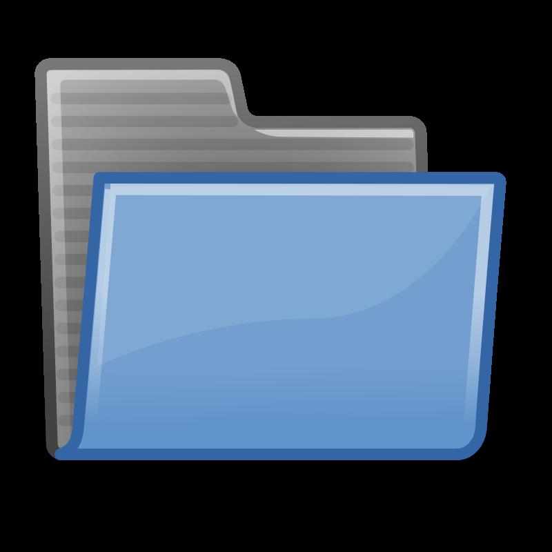 Free tango folder