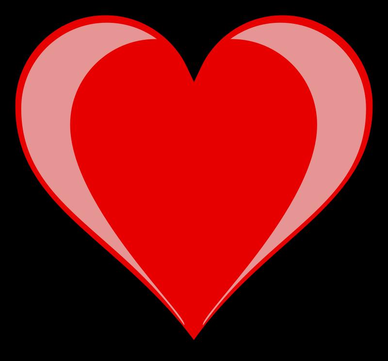 Free heart highlight