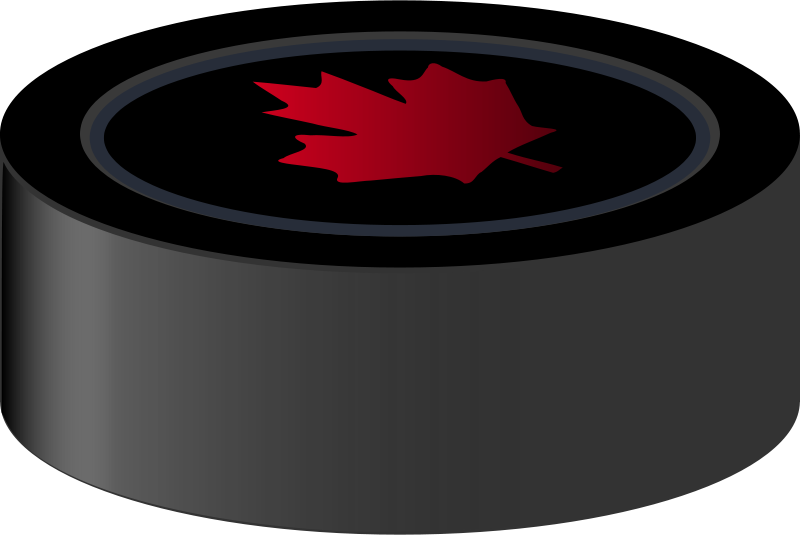 Free Hockey Puck Canada