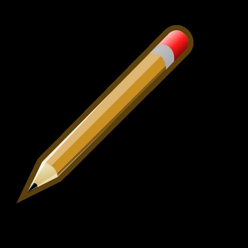 Free tango style pencil
