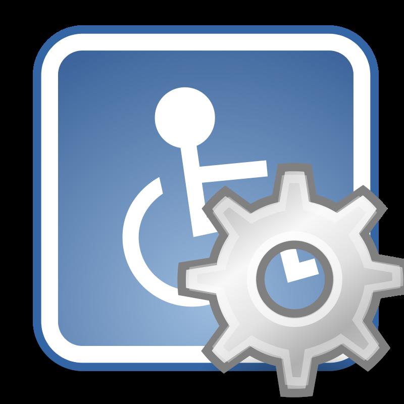 Free tango preferences desktop assistive technology