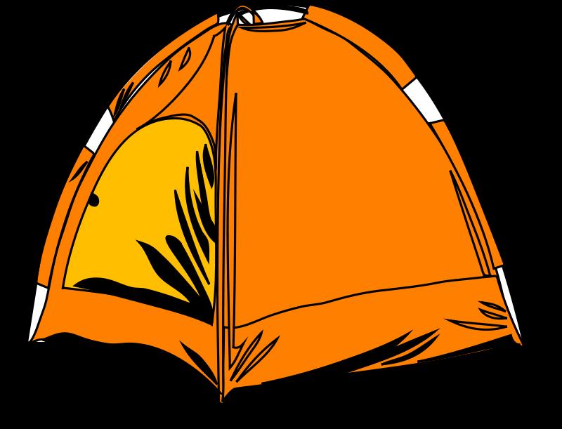Free Architetto -- tenda a campeggio