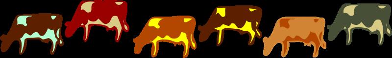 Free Architetto -- striscia mucche