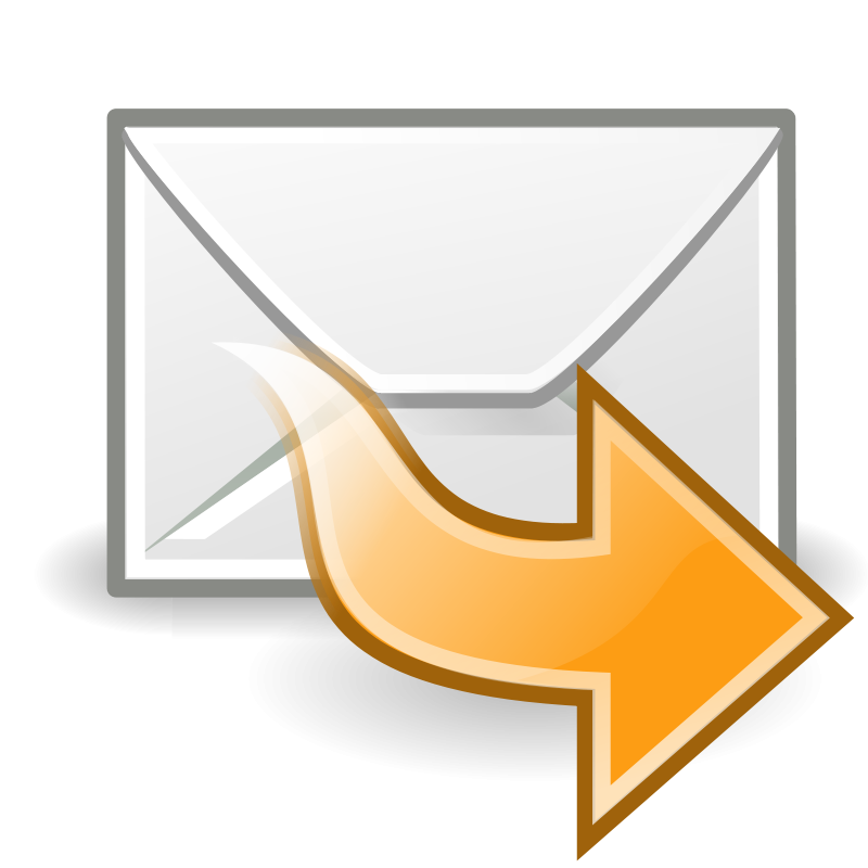 Free tango mail forward