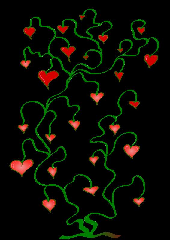 Free Tree of Hearts