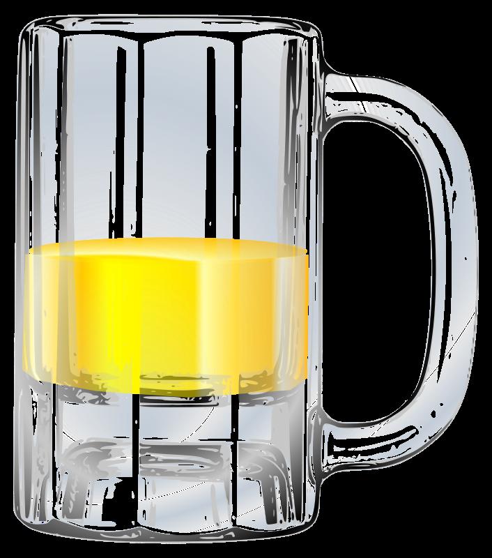Free mug of beer
