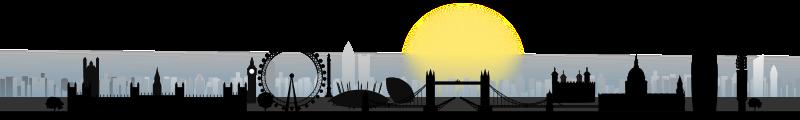 Free London skyline