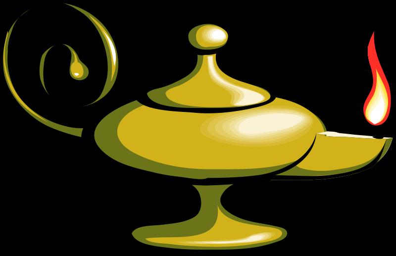 Free Architetto -- lampada di Aladino