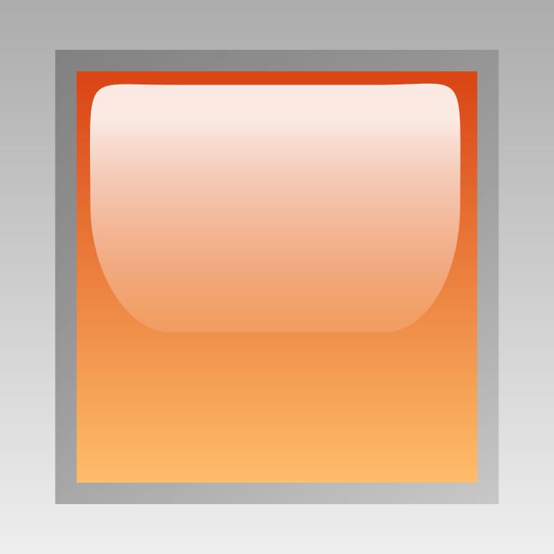 Free led square orange