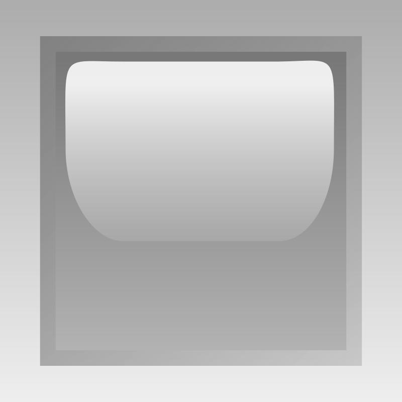 Free led square grey