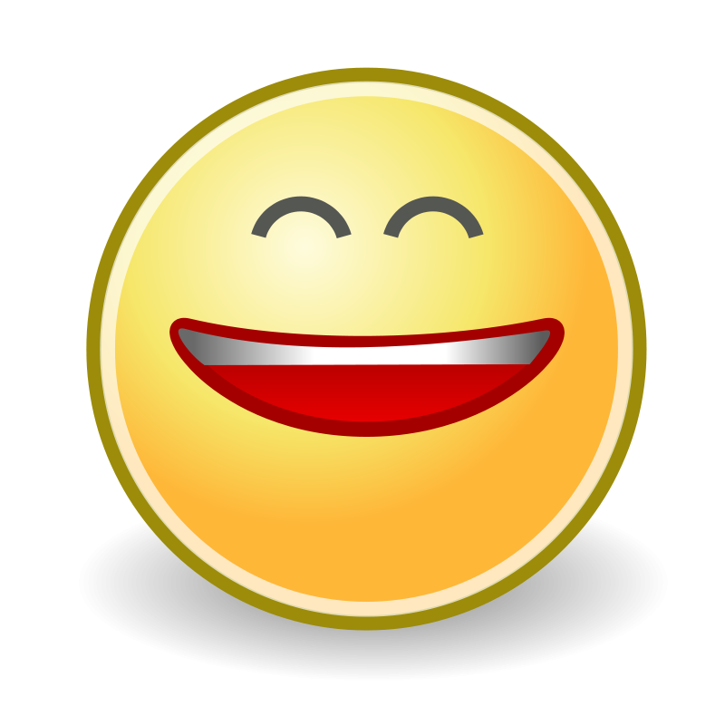 Free tango face smile big