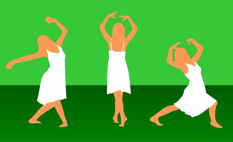 Free Girl Dance