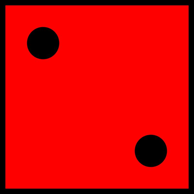 Free Red Die 2