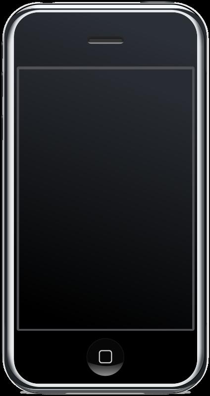 Free iPhone SVG