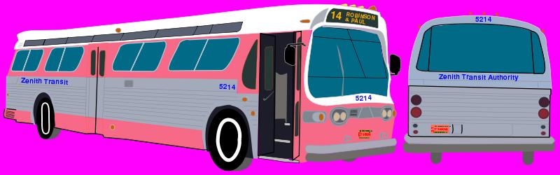 Free Transit Bus