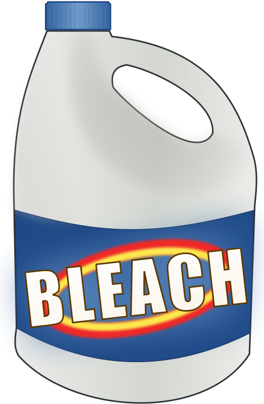 Free Bleach bottle