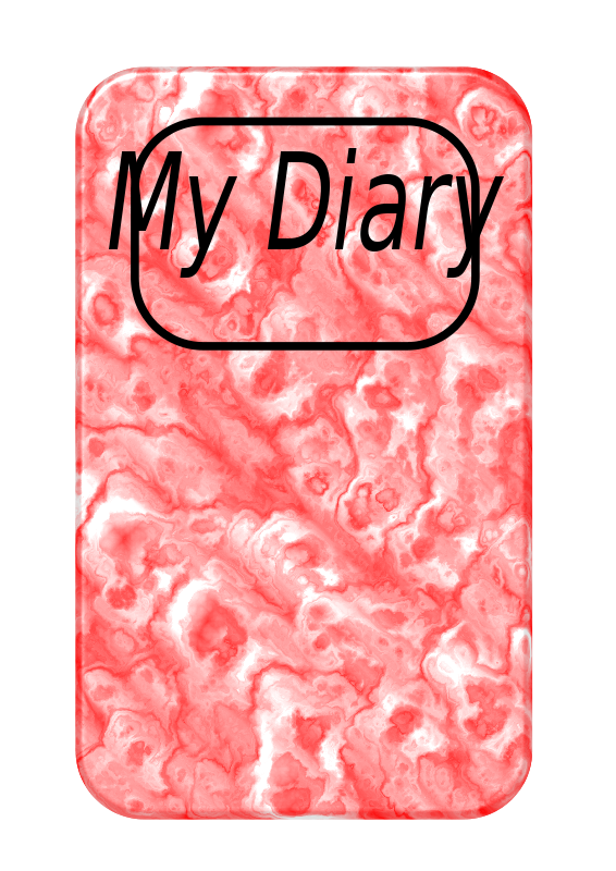 Free Marble Diary 1