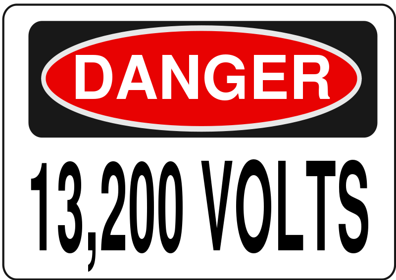 Free Danger - 13,200 Volts (Alt 1)