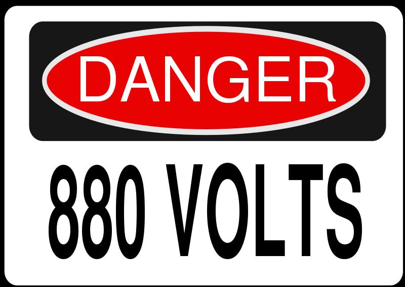 Free Danger - 880 Volts