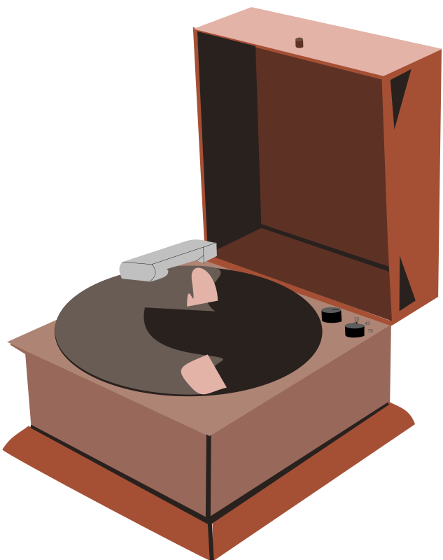 Free Phonograph Player