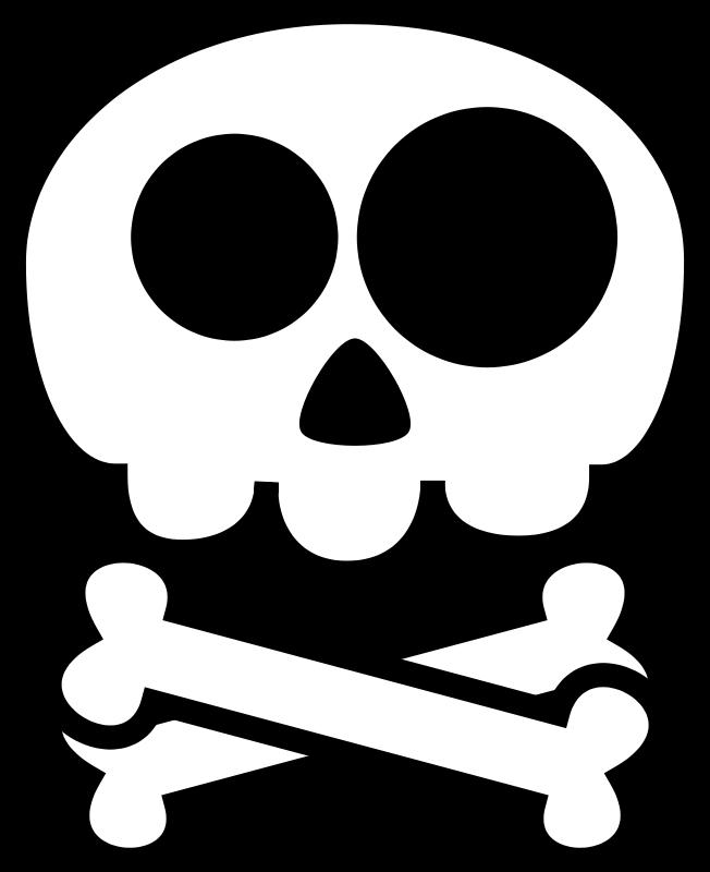 Free Naive skull