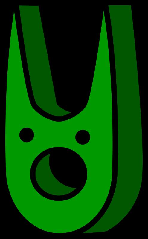 Free green cat