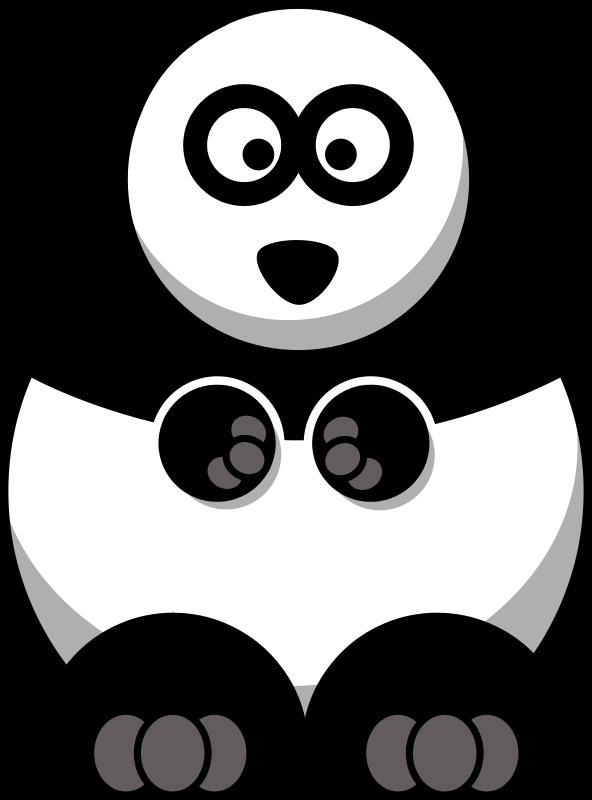 Free Cartoon Panda