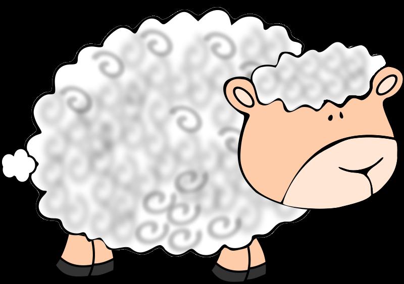 Free Funny sheep