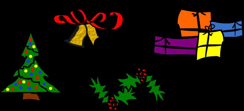 Free Christmas Motifs