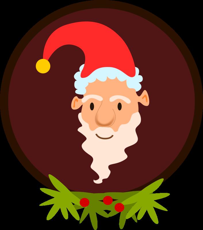 Free Clipart: Santa | kablam
