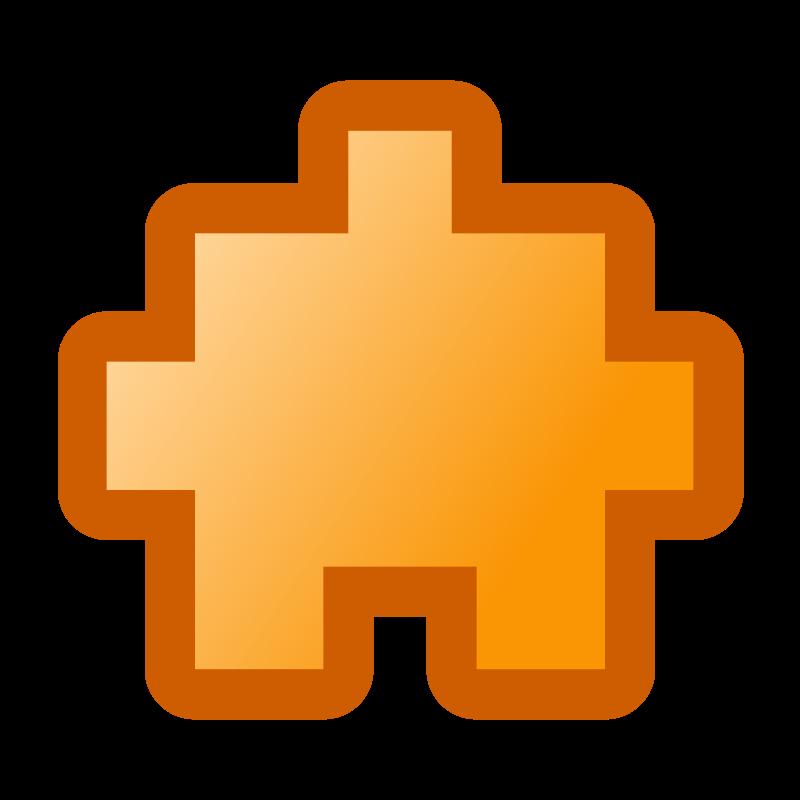Free icon_puzzle2_yellow