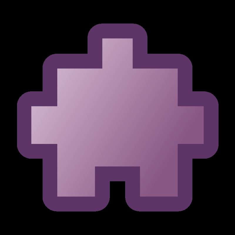 Free icon_puzzle2_purple