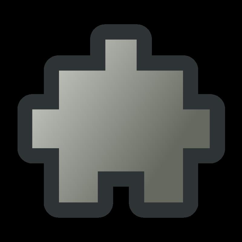 Free icon_puzzle2_grey