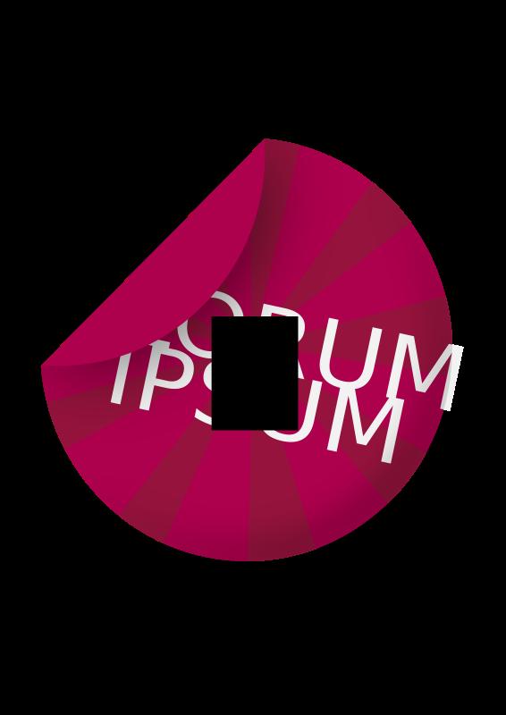 Free Sticker SVG(inkscape)
