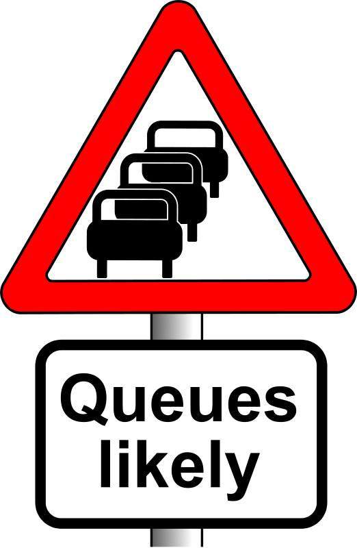 Free Roadsign queues