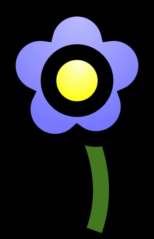 Free blue_flower