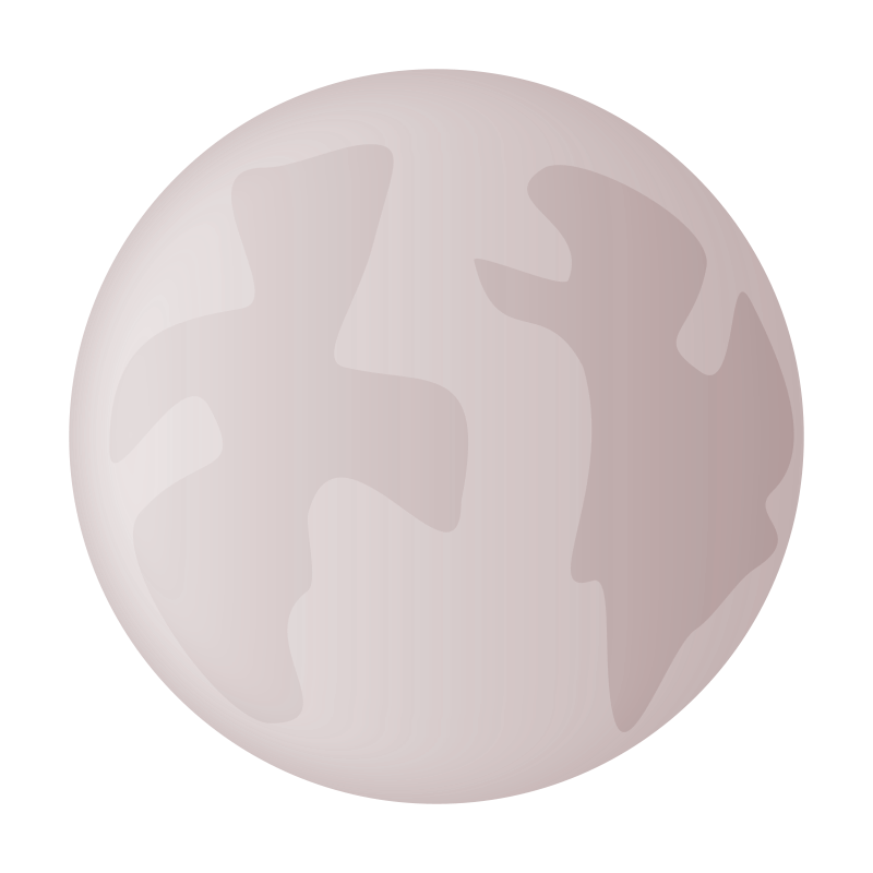 Free Small icon of planet