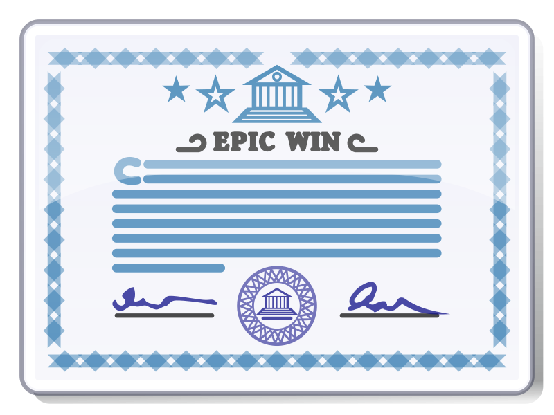 Free Certificate