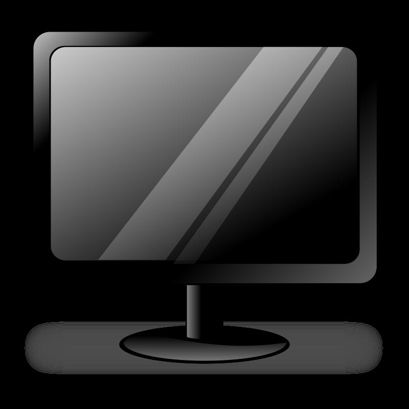 Free Black Monitor