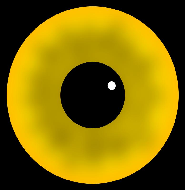 Free Yellow eye