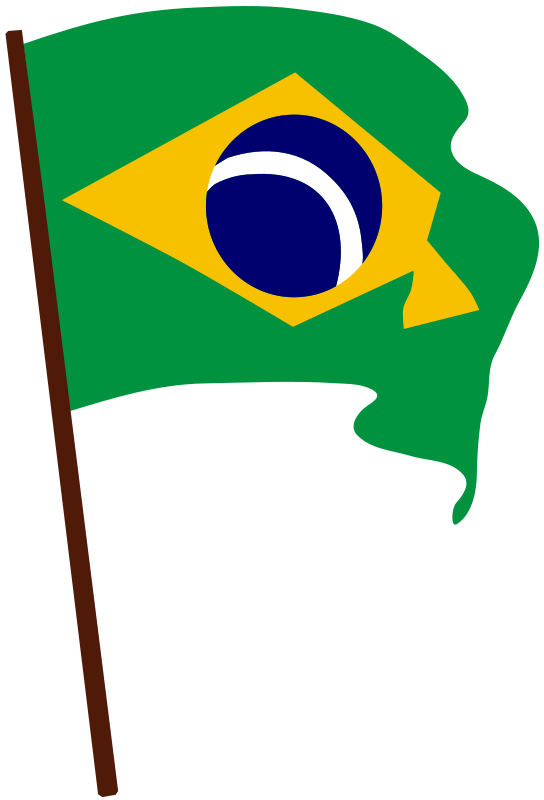 Free Clipart: Flag of Brazil | laobc